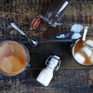 Coffee Cake Coffee Creamer