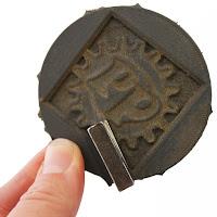 Proto-Pasta Magnetic Iron PLA - 1.75mm (0.5kg)