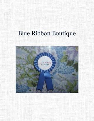 Blue Ribbon Boutique