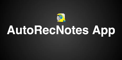 AutoRecNotes for PC