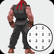 Download Pixel Art Street Fighter APK latest version App for PC