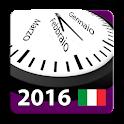 2016 Calendario Italia NoAds icon