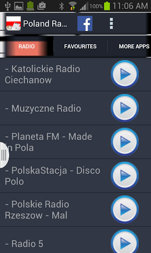 Poland Radio News