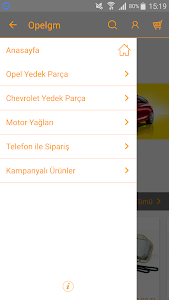 Opelgm screenshot 1
