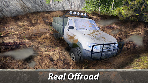 ud83cuddf7ud83cuddfaud83dude9bRussian Truck 6x6: Offroad Driving Simulator android2mod screenshots 10