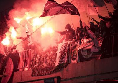 Charleroi ne sera pas poursuivi pour les incidents à Sclessin