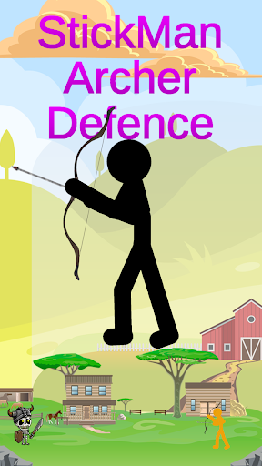Télécharger Gratuit StickMan Archer Defense APK MOD (Astuce) screenshots 3