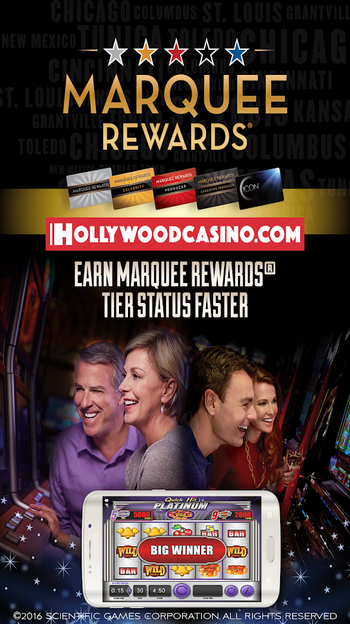 hollywood casino columbus free slot play