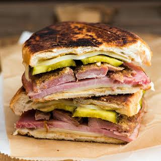 Cubano Sandwich.