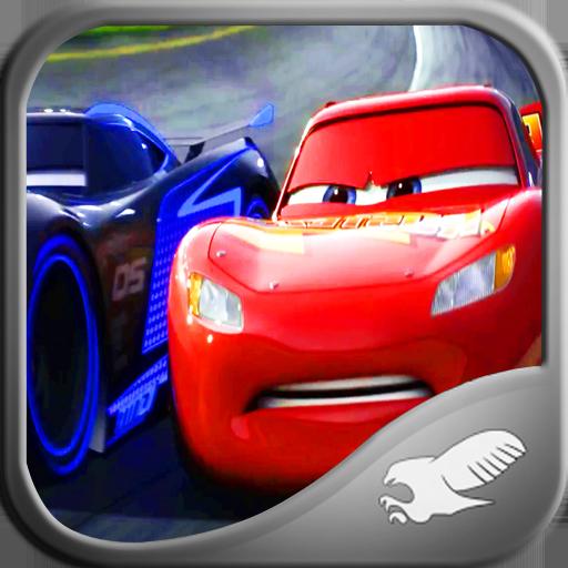 League : Lightning McQueen Test Drive