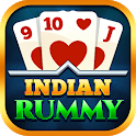 Indian Rummy Offline - Free Rummy Card Games icon