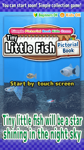 Tiny Little Fish