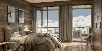 appartement à L'alpe d'huez (38)