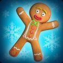 Talking Gingerbread Man Pro icon