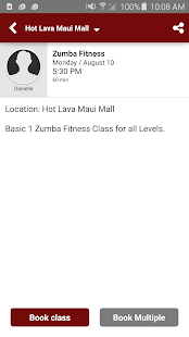 Keoni's Hot Lava DanceFit- screenshot thumbnail