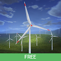 Wind Turbines 3D Live Wallpaper Free icon
