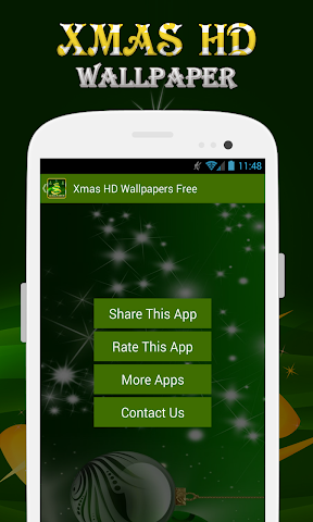 android Xmas HD Wallpapers Free Screenshot 5