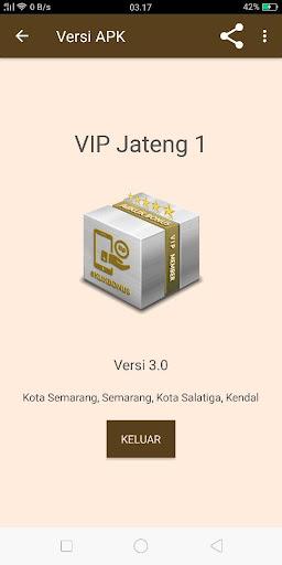 VIP JATENG 1 3.0 screenshots 2