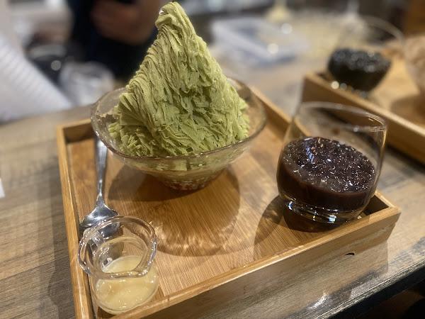 抹茶不是台灣甜膩版,大推!