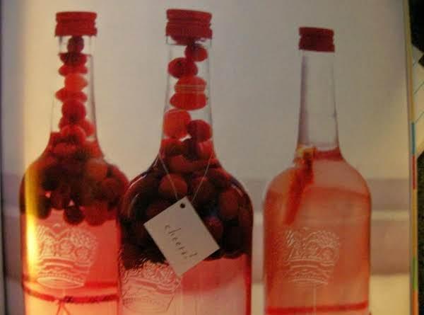Flavored Vodka Recipe