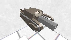 八九式砲戦車 チロ乙改型