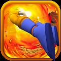 3D Dragon Man Fly icon