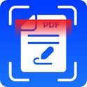 PDF Scanner & Converter 2021- Document scanner icon