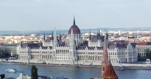 Budapest. May. 2017