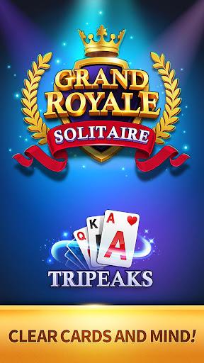 Solitaire TriPeaks : Solitaire Grand Royale apkdebit screenshots 8
