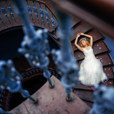 Wedding photographer Dawid Poznański (poznaski). Photo of 14.07.2015