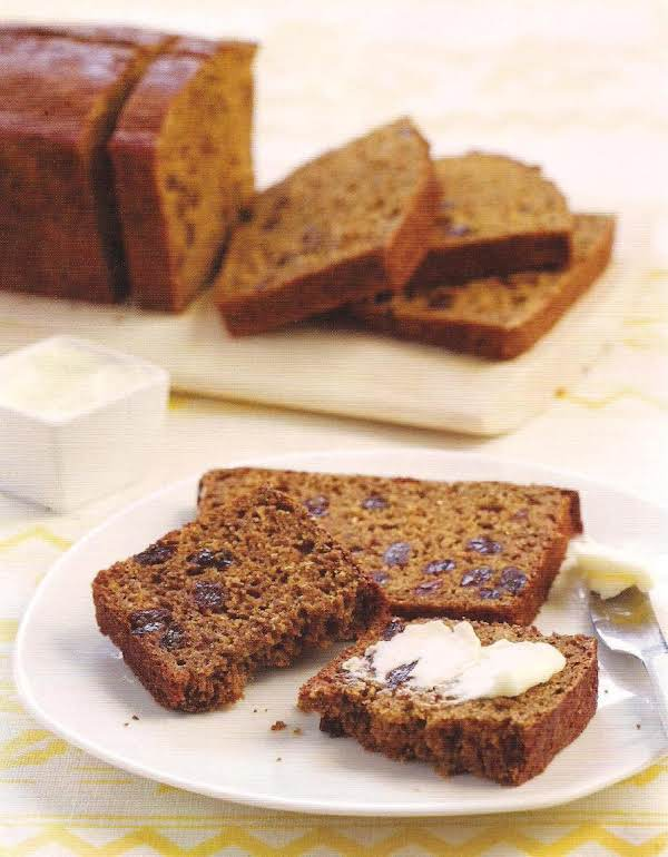Baked Boston Brown Bread