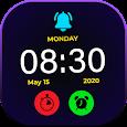 Smart Night Watch : Night clock Wallpapers HD apk
