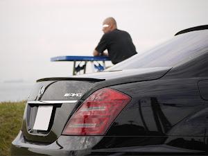 Sクラス W221 AMGスポーツエディション モカブラックのカスタム事例画像 たちせ Club Zeroさんの2019年10月27日16:01の投稿