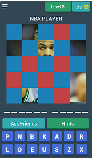 Guess NBA Player 2018 3.2.6z screenshots 2