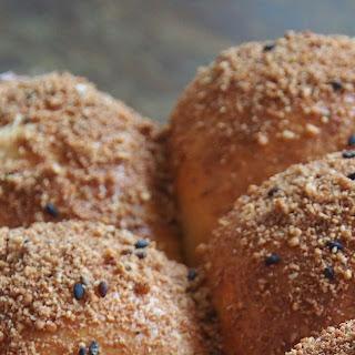 Cinnamon Wholemeal Buns.