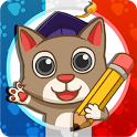 Fun French: Language Learning Games for Kids icon