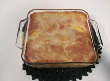 Fruit Cobbler Recipe