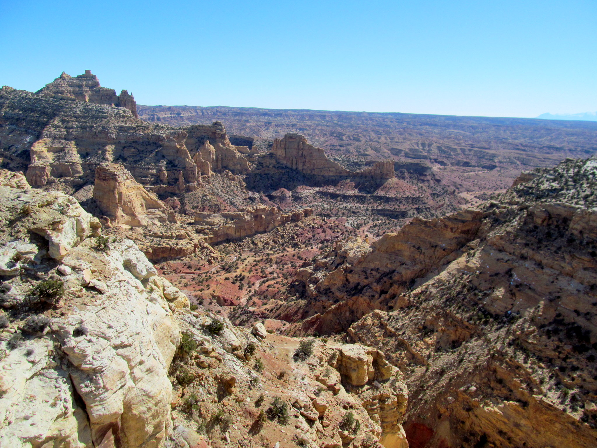 Photo: Sulphur Canyon overlook