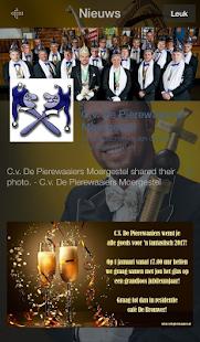 C.V. De Pierewaaiers - náhled