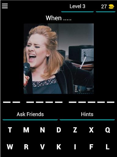 Quiz songs Adele apkmind screenshots 8