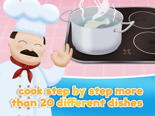 Cooking Games - Chef recipes 2.1 screenshots 3