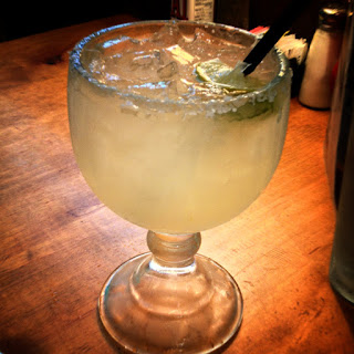 Moonshine Margarita.