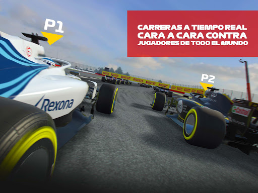 F1 Mobile Racing  trampa 10