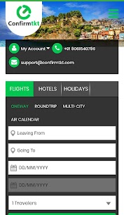 Flight Ticket Booking by Confirmtkt App Latest Version  Download For Android 1