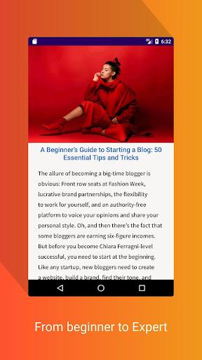 Blogging Tips (2020) screenshot 3