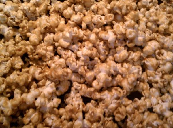 Super Easy Caramel Corn Recipe