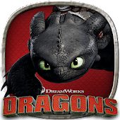 How to Train Your Dragon Toothless Launcher