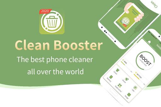 Clean Booster screenshot 1