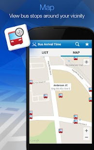 MyTransport Singapore- screenshot thumbnail