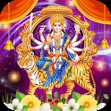 Durga Maa Live Wallpaper HD icon